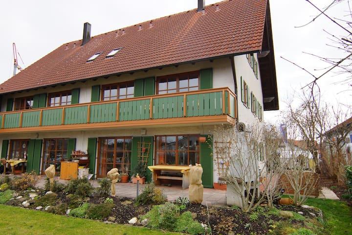 Gästehaus Wiedmann - Eresing - Penzion (B&B)