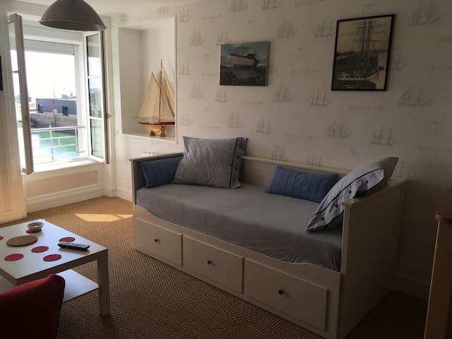 appartement avec vue exceptionnelle sur le port 3