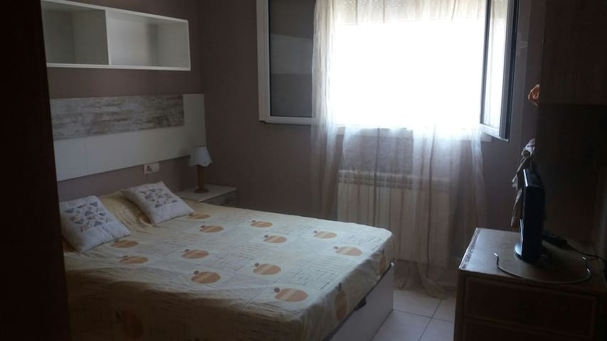 Apartamento 2 habitaciones, parking - Olot - Apartment