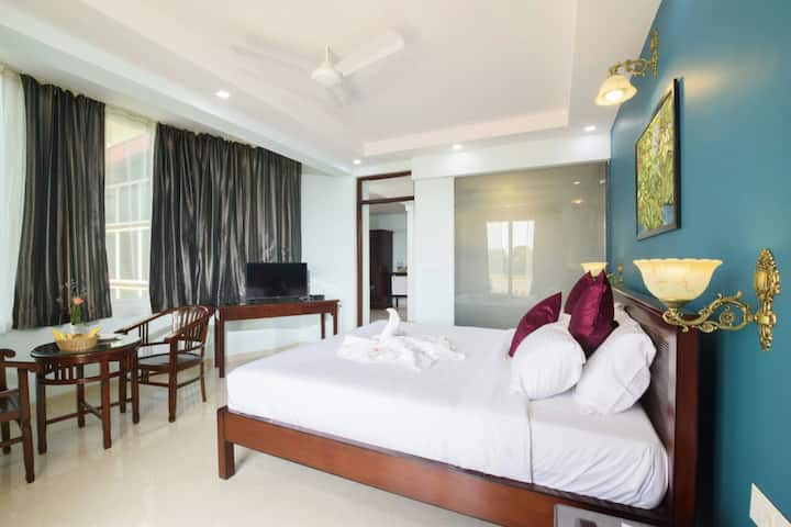 Premium Grand Sea View Suite @ Majorda