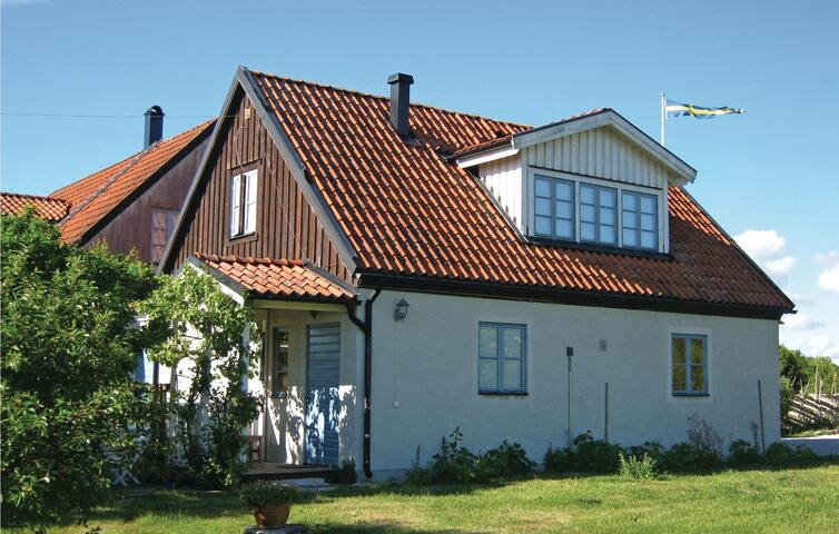 Holiday apartment with 1 room on 20 m² in Tingstäde