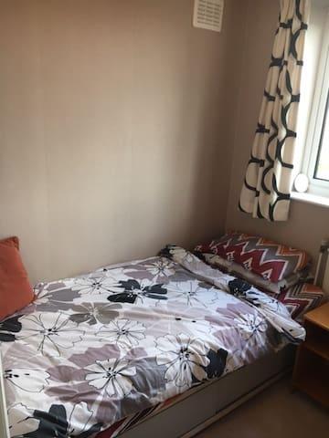 nice quiet room