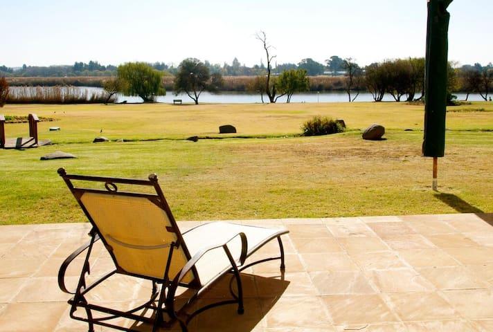 Exclusive Vaal River Estate Home