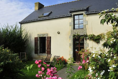 B&B à la campagne, en bord de mer,  Sud Finistère - Clohars-Carnoët - Bed & Breakfast