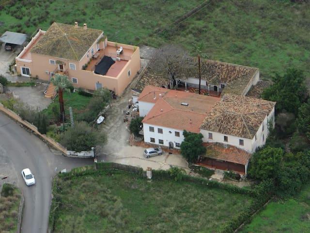 Alojamiento en casa rural