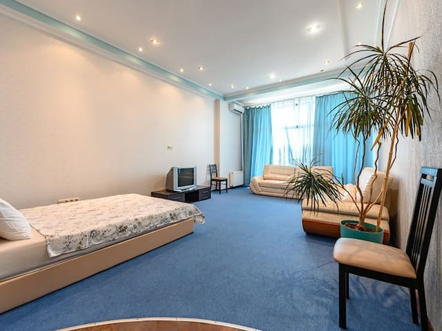 Lovely apartment in an elite residential complex