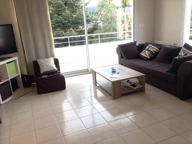 Joli appartement proche centre - Lorient - Apartment