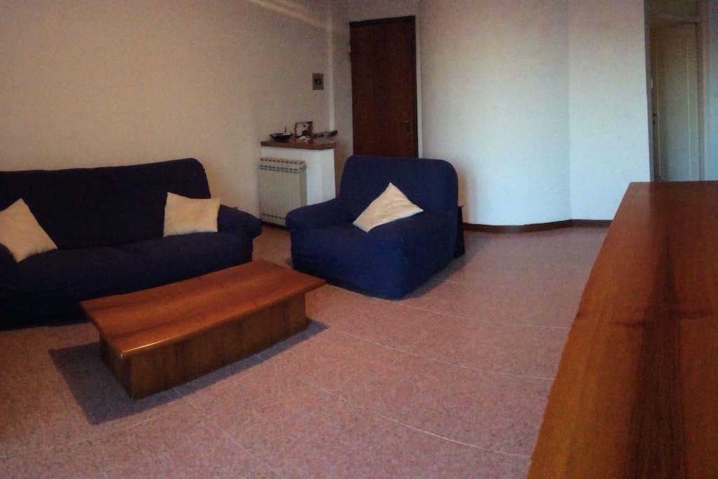 sala vista ingresso