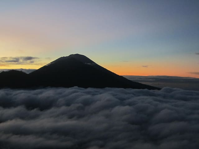 Mount Batur Sunrise Camping - Kintamani - Tenda