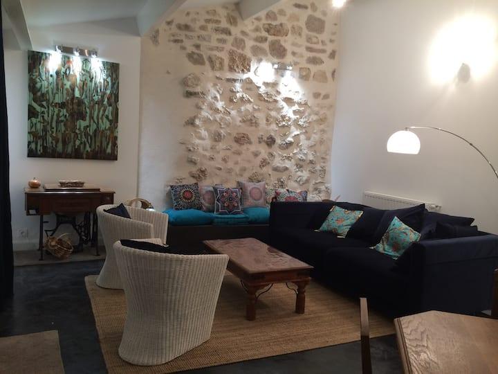Maison de caractère pleine nature près Sisteron 9