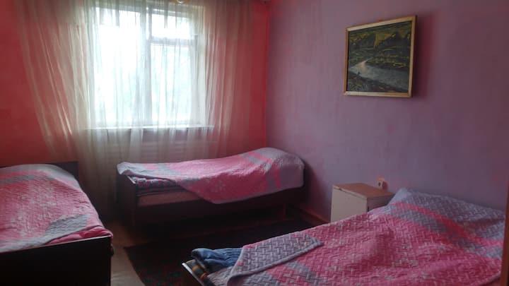 Cozy guesthouse in Chok Tal, Issyk-kul