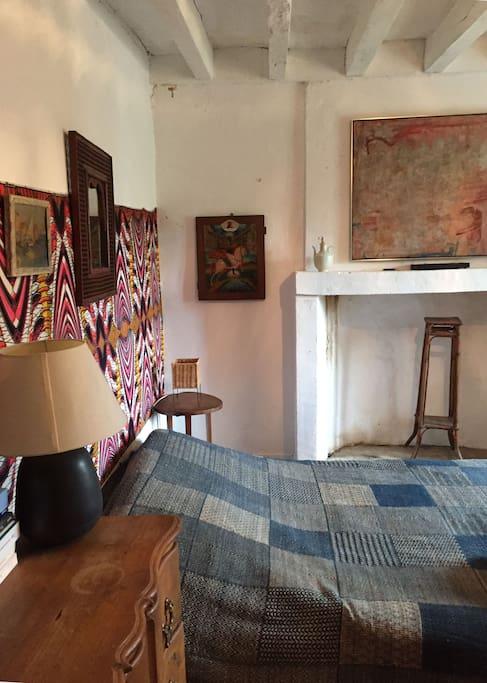 La chambre d 39 amis d 39 artistes chambres d 39 h tes louer for Chambre d hote calais
