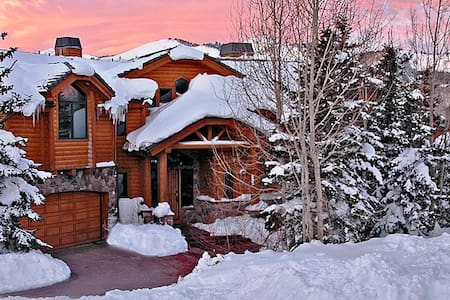Spectacular Deer Valley Private Home - Park City - Rumah