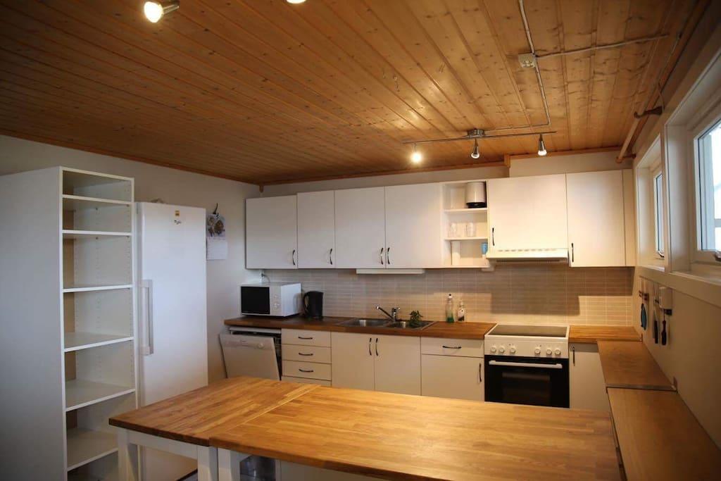 Kjøkken 1.etg