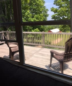 Northport Cottage near beaches, town & vineyards