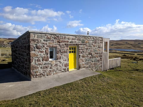 The Cowshed Glamping Shed