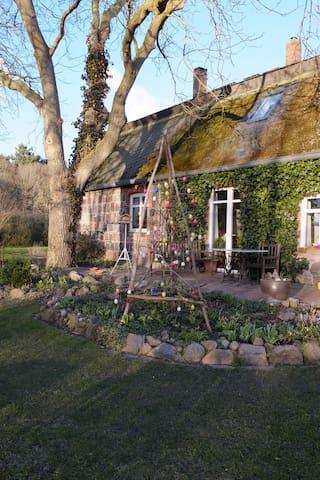 Bauernhaus nahe Usedom - Schmatzin - Hus