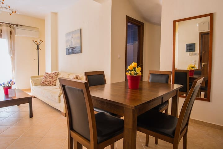 Bouganvillia 2 Bedrooms - Nikiti - Casa