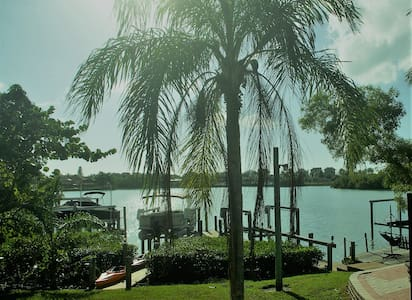 WaterFront Cove +Kayaks +Bikes +Walk/Bike to Beach - Bonita Springs