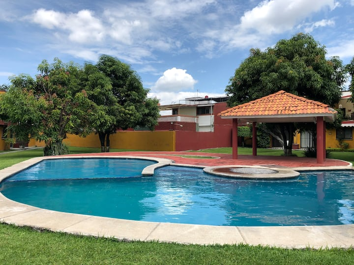 Hermosa Casa En Cuernavaca