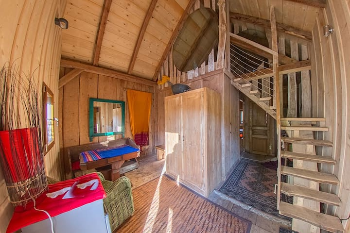 Chalet Stoekli - moulin de Vies LAMBOING