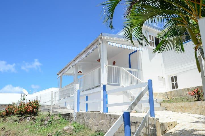 Villa Christa et son panorama - Les Anses-d'Arlet - Wohnung