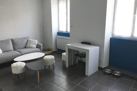 Appartement Lagnieu, CNPE bugey