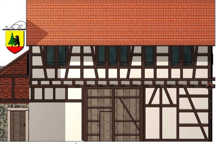 Gîte de l'ours grognon 3*** Alsace Route des vins