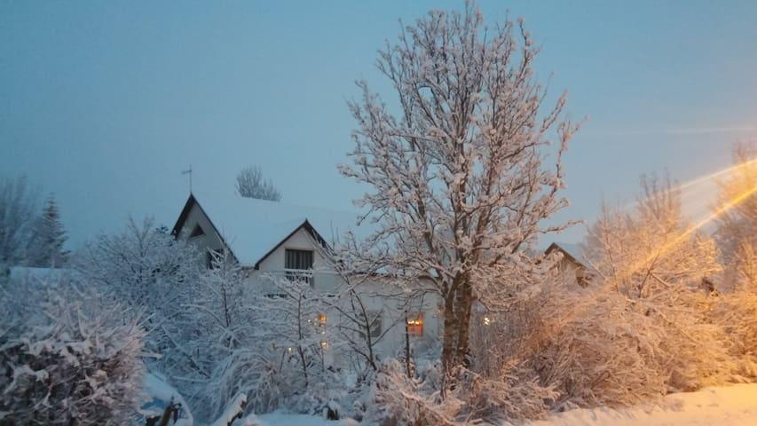 Private room in heart of Selfoss - Selfoss - Hus