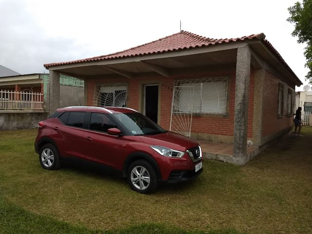 Casa c/Wifi, 8P, 1Q praia Cassino, Rio Grande-RS