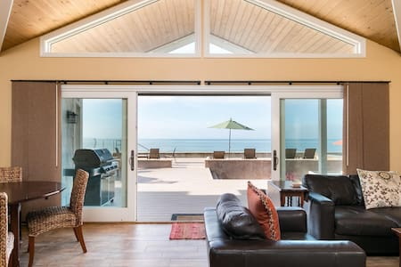 Classic Faria Beach House - Ventura - Dom