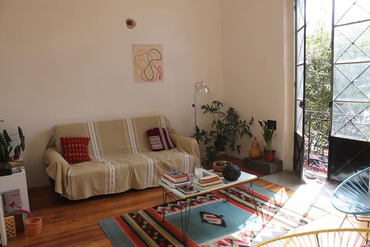 CHARMING ART HOUSE (downtown) - Mexiko-Stadt - Haus