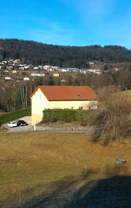 appartement type f3 4/5 personnes prox gerardmer - Le Tholy - Pis