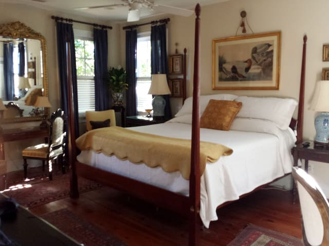 Beautiful, Quiet, Convenient to Beach and Town. - Mount Pleasant - Guest suite