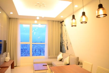 MASTER BEDROOM IN CENTRAL CONDO - INFINITY POOL - Ho Chi Minh City