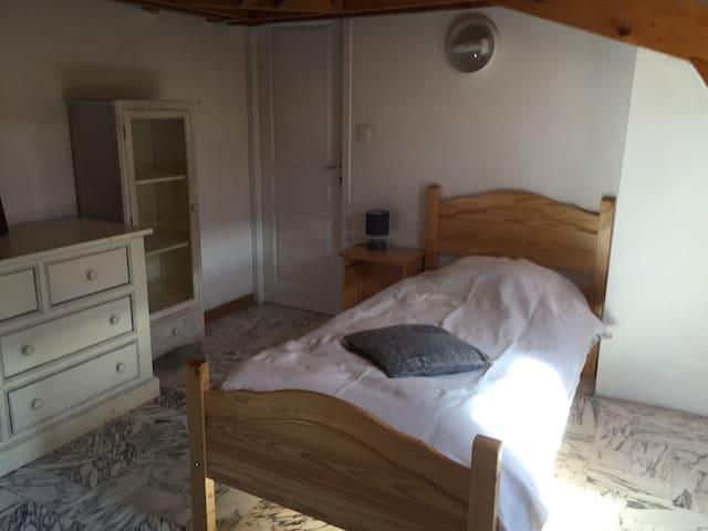 Coquette chambre en centre ville - Gap - Huoneisto