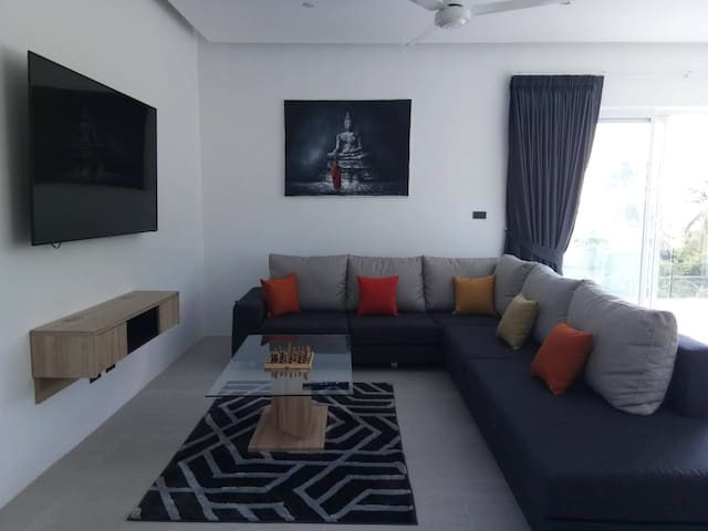 Villa Froggy Relax - Exceptional Sea View Chaweng