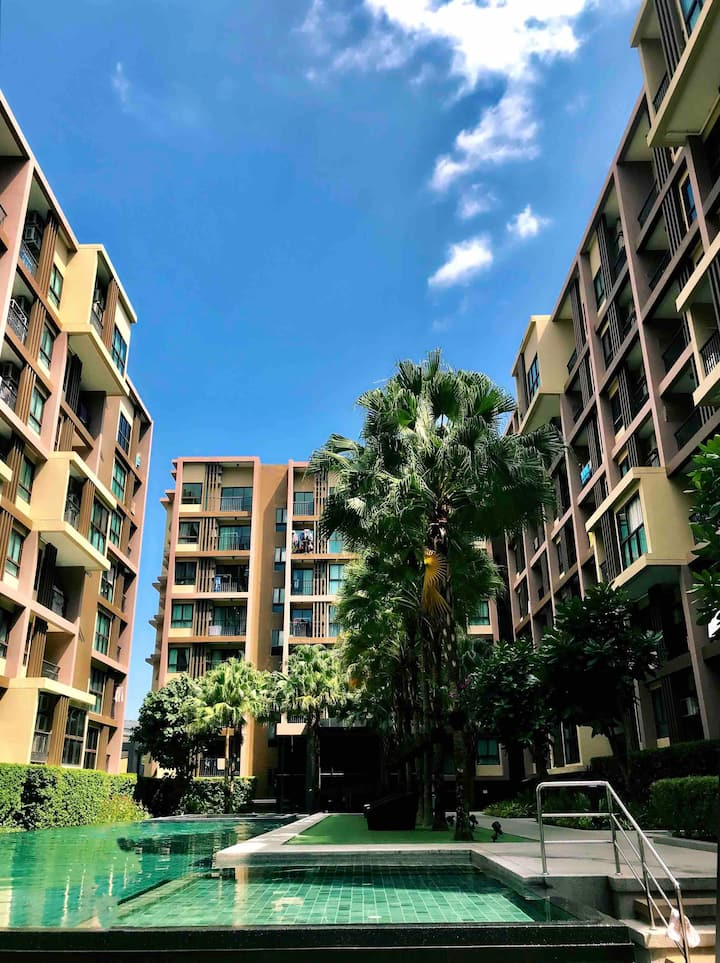 Zcape 3 condominium central Phuket