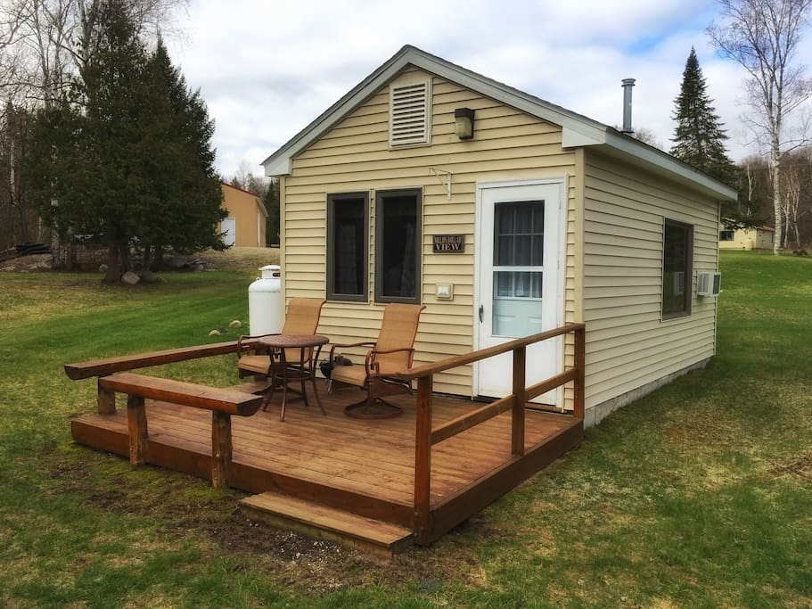 Million Dollar View Cottage Cabins For Rent In Cheboygan