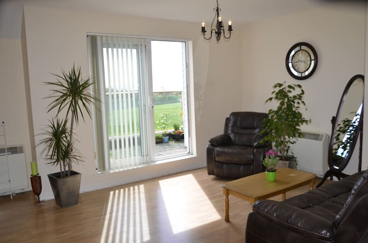2 BD Penthouse Galway Bay View Apt/Wifi/Parking