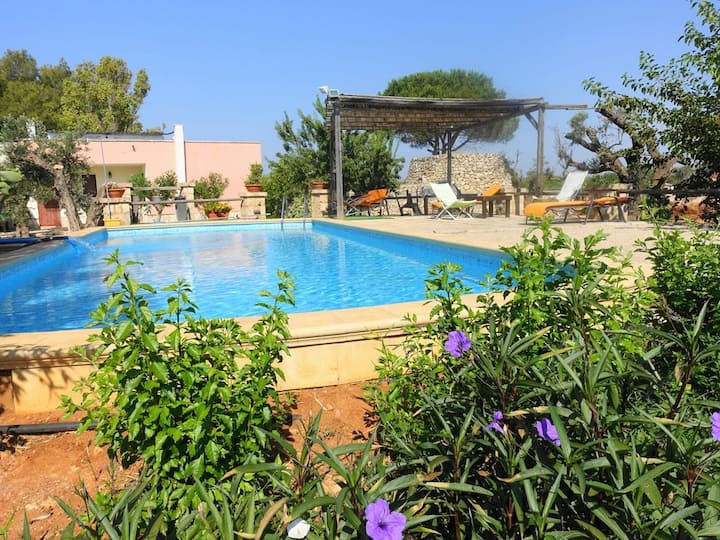 House in Salento - Swimming Pool and Large Garden