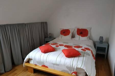 Chambres (1 ou 2)  dans maison à Faumont