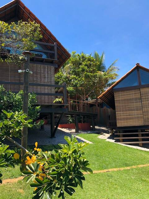 Serra Grande Surf House