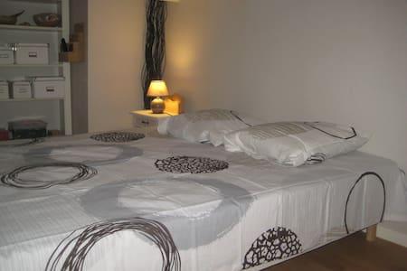 Chambre double à louer - terrasse - Lyon - Appartement