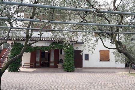Appartamento in villa tra collina e mare - Senigallia - Huoneisto