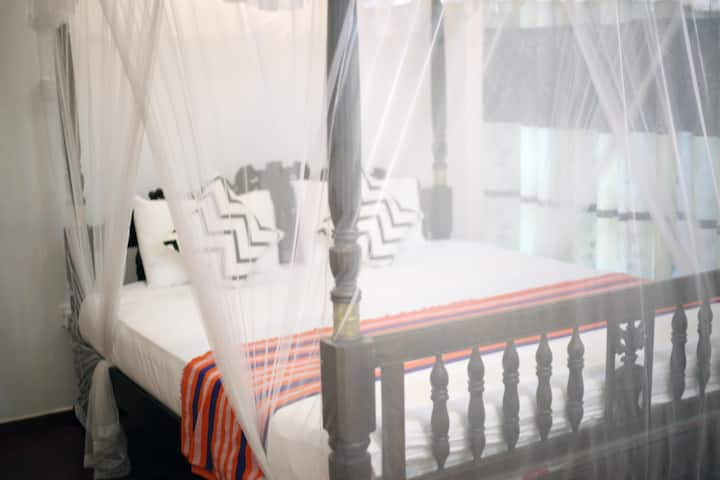 Cosy Double Room 4 - Nudara Holiday Inn - Weligama