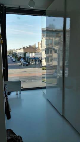Penthouse met waanzinnig dakterras - Leiden - Apartment