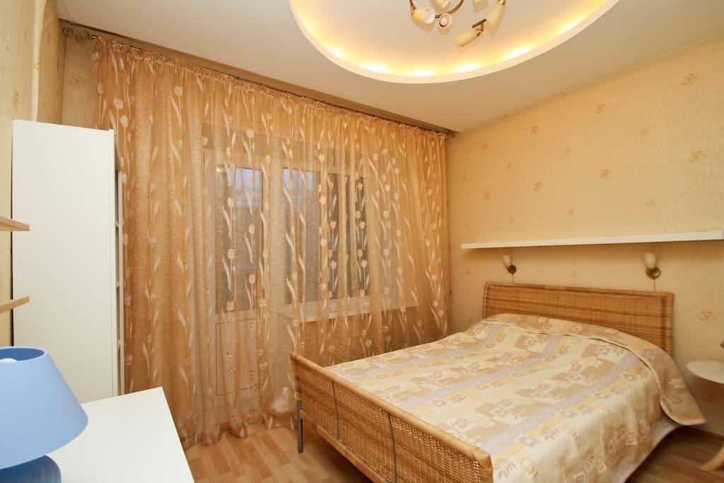 Спальная №1
