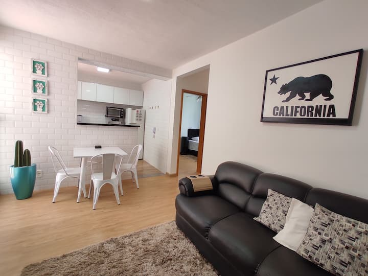 Apartamento Califórnia 203