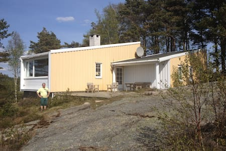 Cottage near Hankøsundet - Vikane - Fredrikstad - Cabin